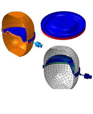 Design Development and FEA of Diaphragm